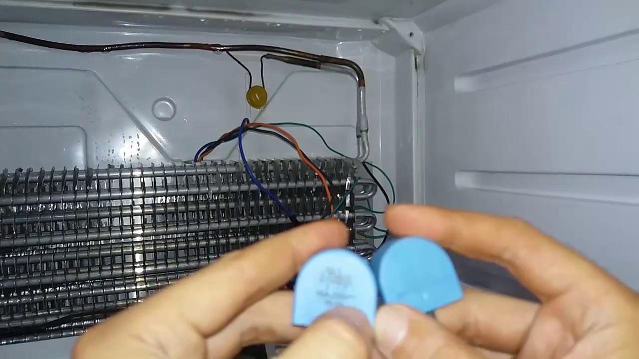 Como reparar un refrigerador cuando no enfria abajo youtube - Como reparar una vitroceramica ...
