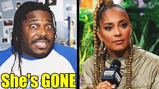 Why ARTISTS HAVE POWER.  Amanda Seales Leaves The Real