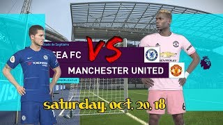 Download Video Chelsea VS Manchester United - England Premier League Prediction 2018/19   Gameplays PC MP3 3GP MP4