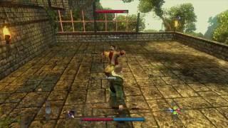 Risen Xbox 360 Gameplay Trailer #3