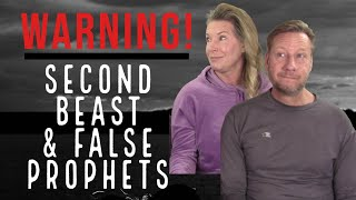 God's Warning To Us: The Second Beast False Prophet | Prophecies | Prophetic Word