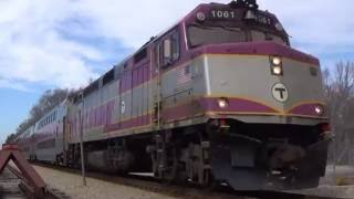 MBTA EMD Power Compilation