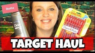 Target Ibotta Haul July 15th-21st 2018