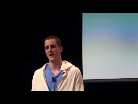 Kevin Breel:  Confessions of a Depressed Comic at TEDxKids@Ambleside