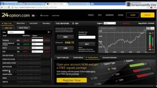 HOW TO TRADE  NIFTY ,SENSEX  & INDIAN STOCKS IN BINARY OPTIONS TRADING.