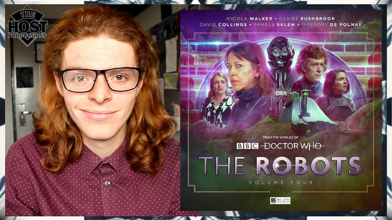Doctor Who Big Finish Review: The Robots (Volume 4)