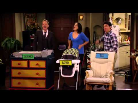 Promo 8x04 - Who Wants To Be A Godparent - How I Met Your Mother (HD)