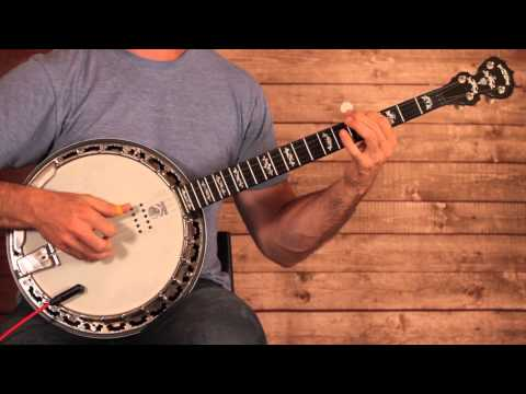 GAME OF THRONES THEME... ON BANJO!!!