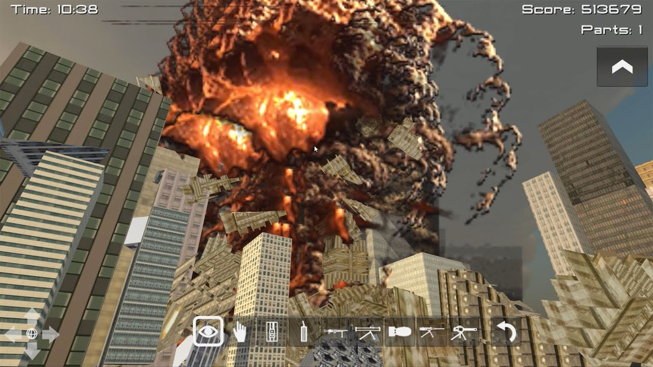 Disassembly 3d ultimate demolition empire state for Online house builder simulator