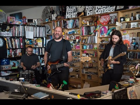 Pedro The Lion: NPR Music Tiny Desk Concert