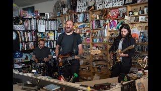 Pedro The Lion: NPR Music Tiny Desk Concert