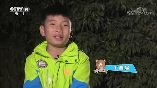 《快乐体验》 20200319 小勇士训练营|CCTV少儿