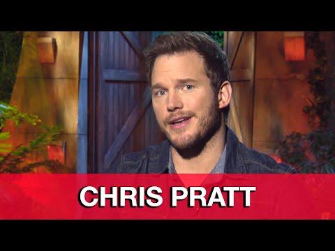 Jurassic World Interview - Chris Pratt
