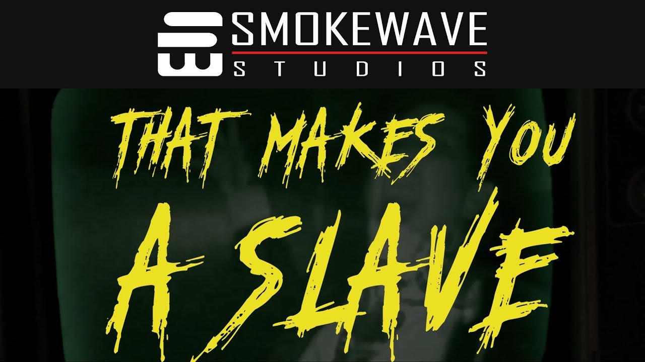 Suicide Silence - Slaves To Substance - Lyric Video