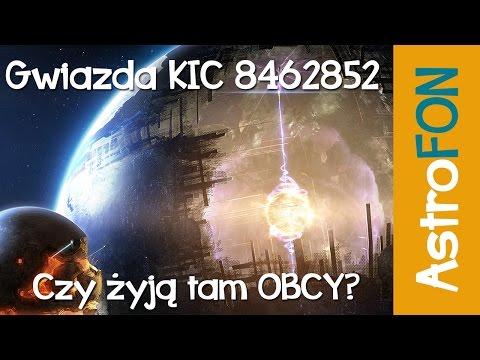 Czy wokół gwiazdy KIC 8462852 krążą budowle obcych - Astrofon