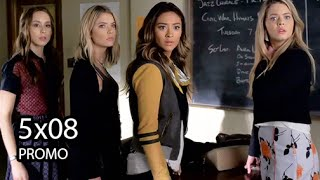 "Pretty Little Liars 5x08 Promo - ""Scream for Me"" - Season 5 Episode 8"