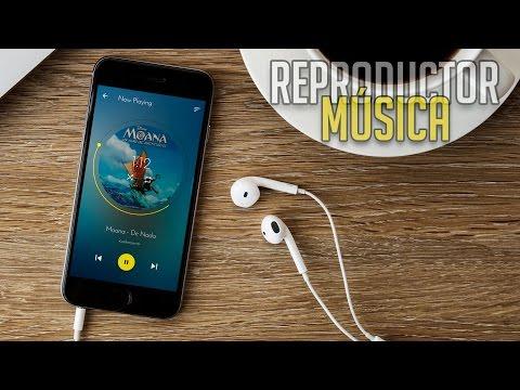Nuevo MEJOR REPRODUCTOR DE MÚSICA para Android 2017!