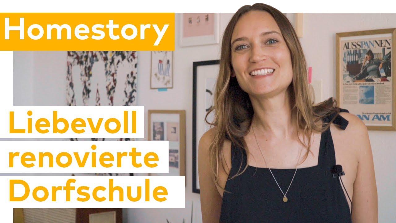 Homestory 🏠❤ Liebevoll renovierte Dorfschule