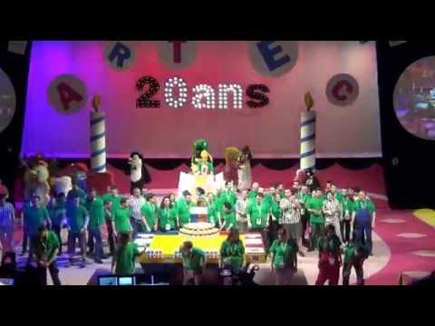 2013 - Les bénévoles - Coupe de France de robotique 2013