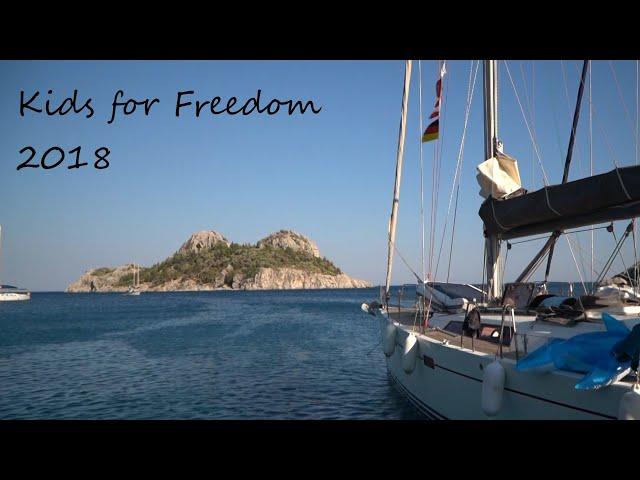 Kids for Freedom 2018 | AQUA TV
