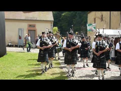 Dresden Pipes And Drums