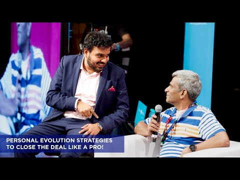 Trailer: Personal Evolution Strategies by Antano and Harini to Close the Deal like a Pro! thumbnail