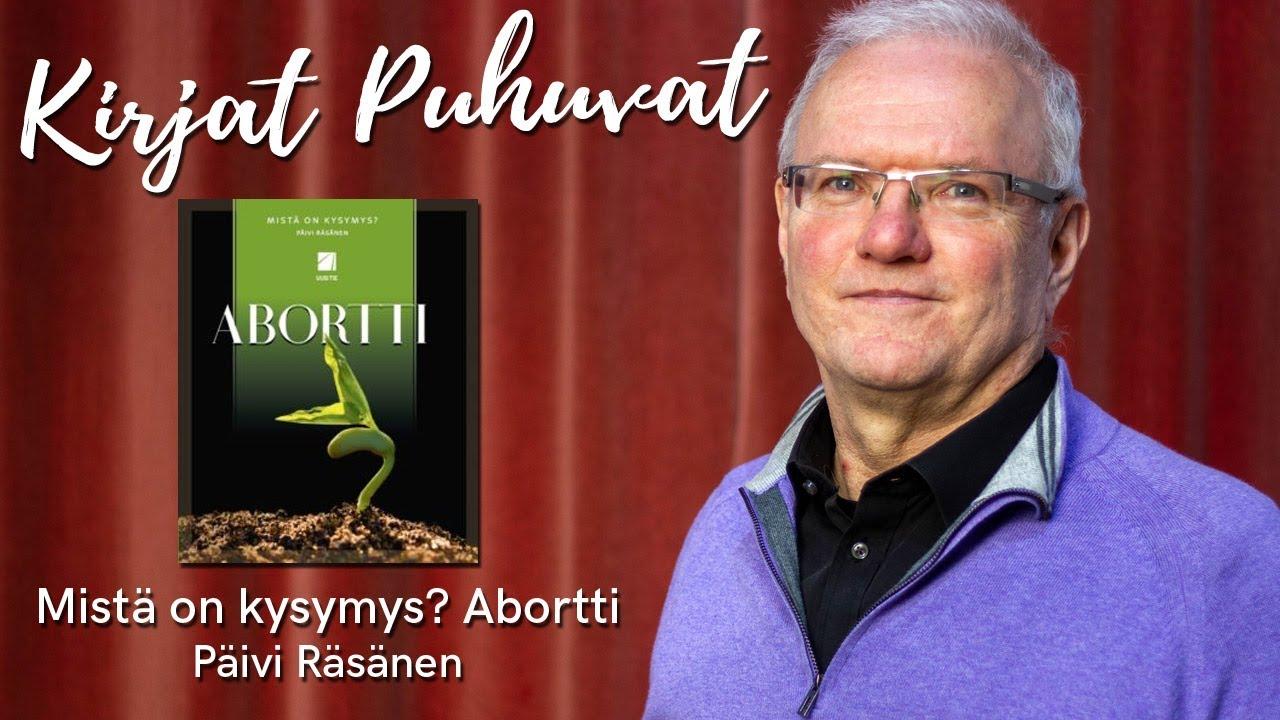 Päivi Räsänen Abortti