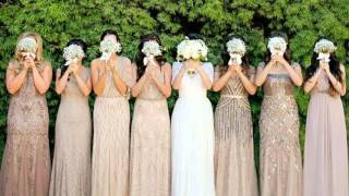 2016 Trends For Bridesmaids Dresses