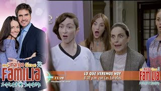 Mi marido tiene familia | Avance 22 de junio | Hoy - Televisa