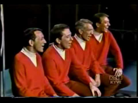 Andy Williams   brothers - Winter Wonderland.flv