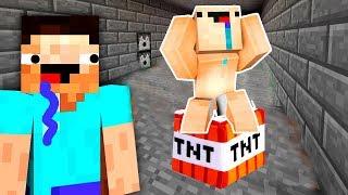 НУБ Троллит НУБИКА Ростя и Кирюша играют в Майнкрафт Мы Играем Kids