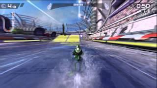 Riptide GP2 (PS4) Gameplay