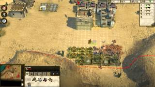 Stronghold Crusader 2►Lionheart: #3 Antioch (HARD) Part 1◀ Gameplay/Lets Play.