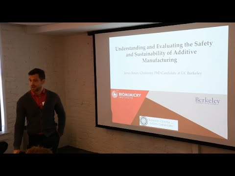 Understanding sustainability of materials in additive manufacturing [feat. Justin Bours]
