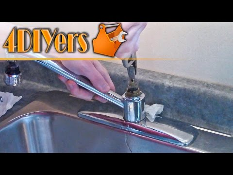 Diy Moen Faucet Cartridge Replacement And Dis Embly