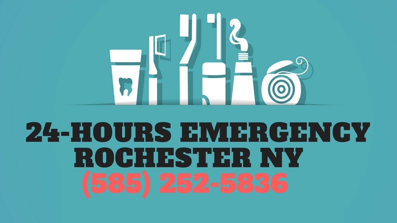 24-Hour Emergency Dentist Rochester NY | After Hours Emergency Dental  Rochester | (585) 252-8536