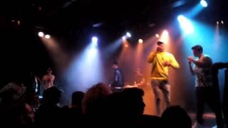 Money Boy Ausraster - Wien 12.03.16