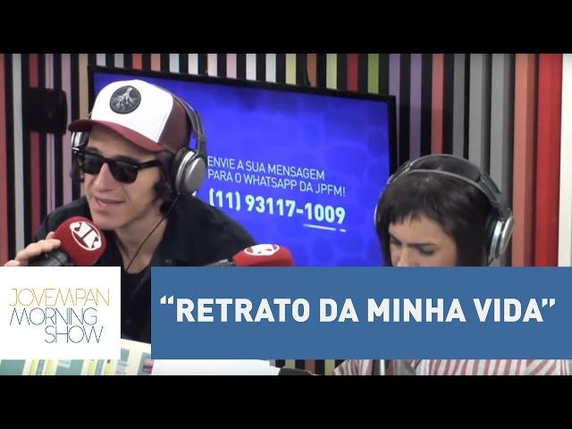 """Patrick Maia lança stand up feito em casa: """"retrato da minha vida"""" l Morning Show"""