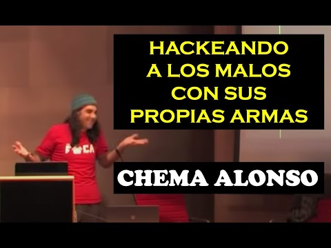 [2012] Hackeando a los malos con sus propias armas
