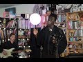 Download Moses Sumney: NPR Music Tiny Desk Concert MP3 song and Music Video