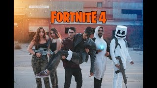 FORTNITE - CHARACTERS IN REAL LIFE 4
