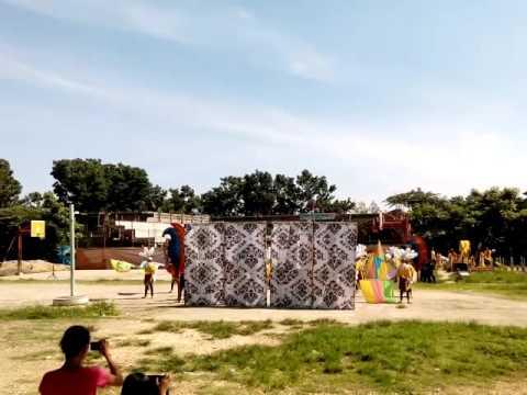 Opol Ostrich Festival 2016 CHAMPION LBES Streetdancing