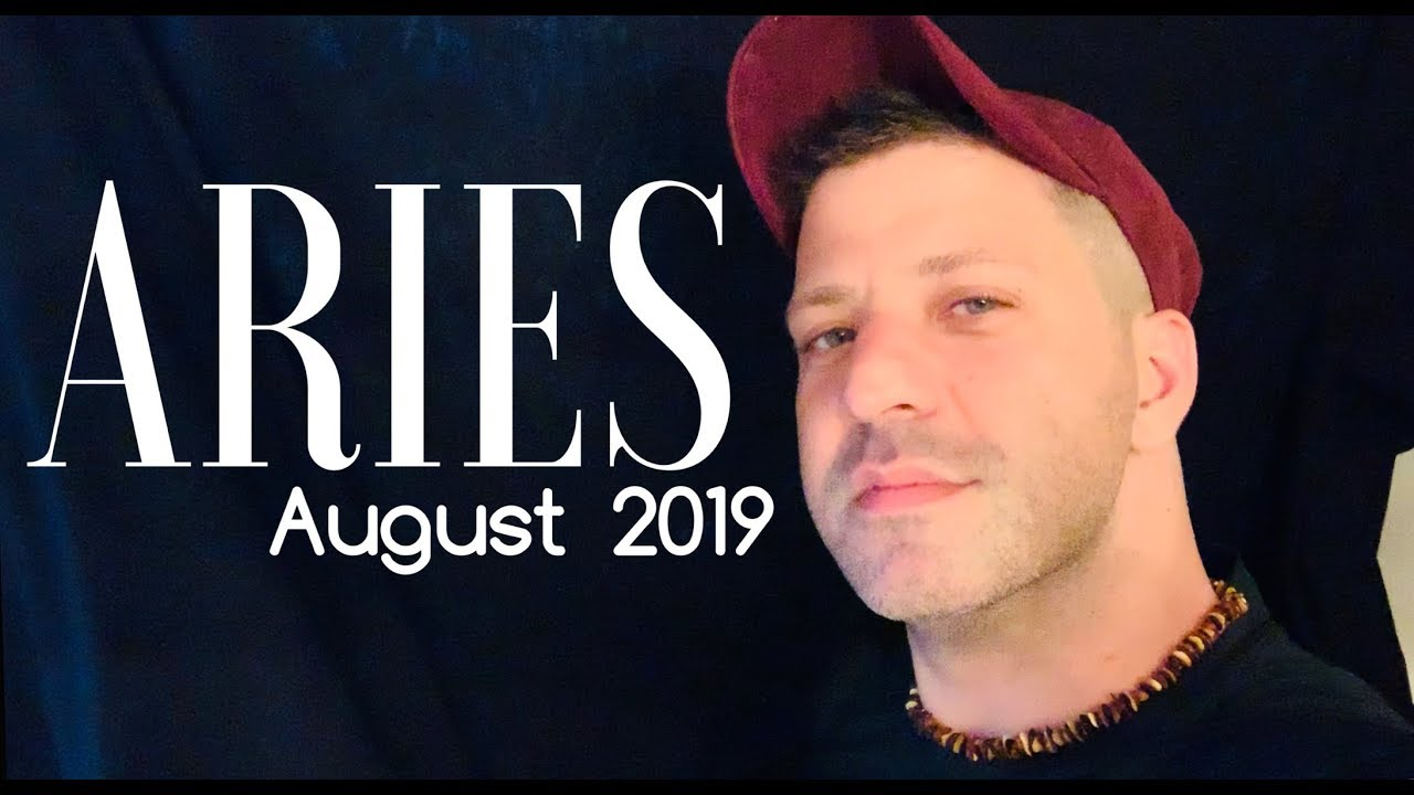 ARIES August 2019 - OMG! LIFE CHANGING OPTION | Success | Signs & LOVE -  Aries Horoscope Tarot