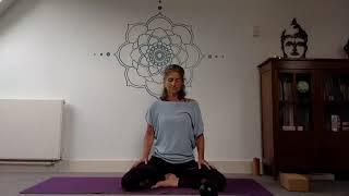 Yin Yoga   Yin Yang thema