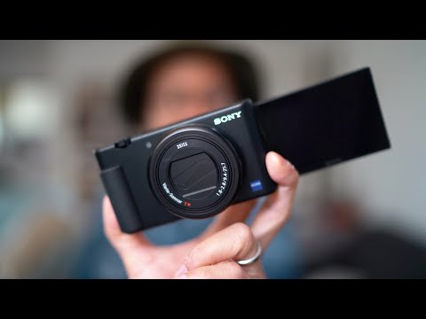 Sony ZV-1 Hands-on - Ultimate Compact 4K Camera For Vloggers...and I DESTROYED IT