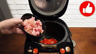 Курицу не жарю а готовлю такую Вкуснятину Очень вкусная Курица в мультиварке