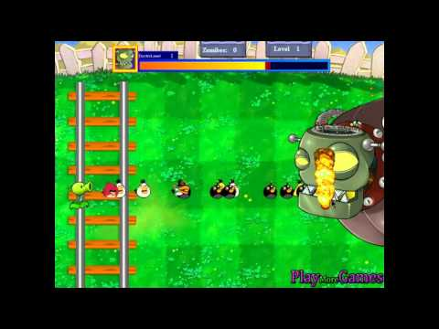 Angrybirds Vs Zombie Ultimate Game - Y8.com  Best Funny Online Games by Pakang