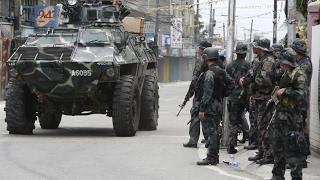 أخبار عالمية | مقتل اربعين متشددا في هجوم كبير للجيش الفلبيني جنوب البلاد