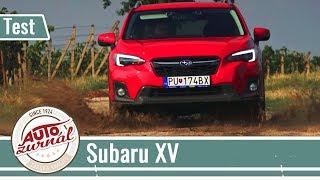 Subaru XV 2018: Ešte lepšie ...