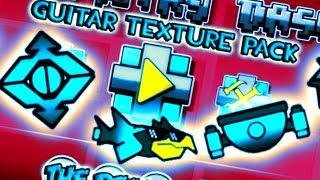Geometry Dash - GuitarHeroStyles Texture Pack! (LOL)